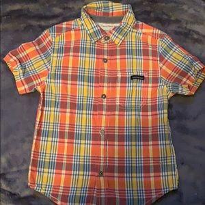 Boys 4T Calvin Klein shirt